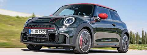 Yeni MINI John Cooper Works